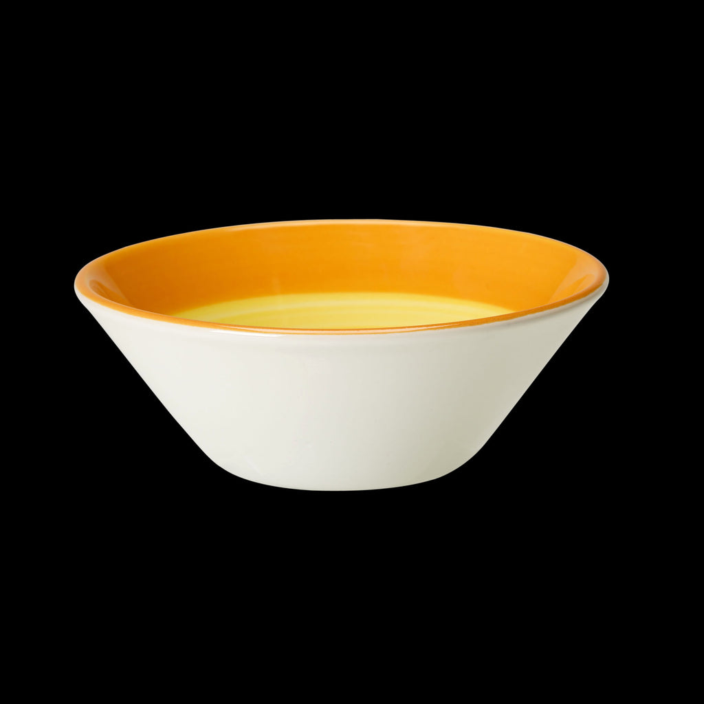 "Freedom Yellow Essence Bowl 14cm 5.5"",Tableware,Steelite International"
