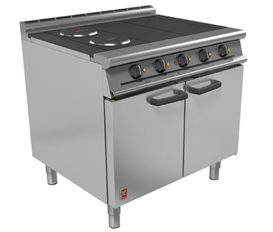 Falcon E3101 4HP Electric Four Hotplate Range,Oven Ranges,Falcon