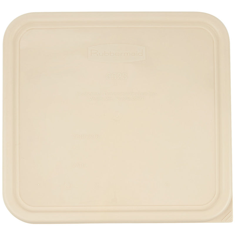 Rubbermaid Square Container Large Lid,Food Storage,Rubbermaid