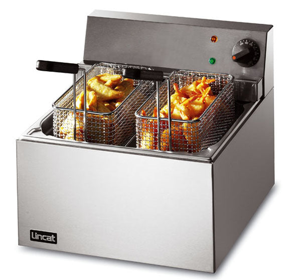 Lincat LFF Electric Fryer (counter Top) Single tank,Fryers - Electric,Lincat