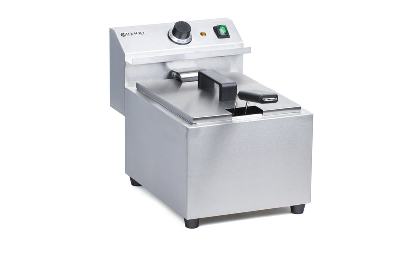 Hendi - Electric Table Top Fryer - 8 Litre,Electric Table Top Fryer,Hendi