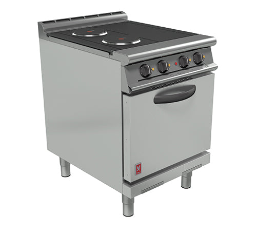 Falcon E3161D HP Electric Three Hotplate Range,Oven Ranges,Falcon