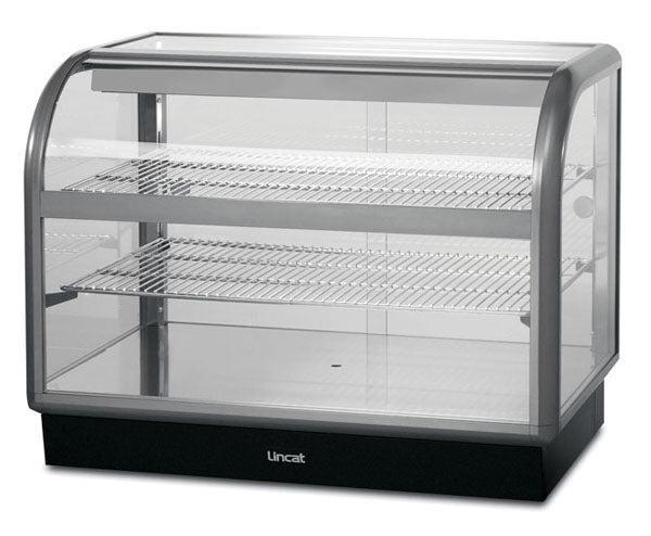Seal C6A/100B Range Curved Front Ambient Merchandiser,Ambient Merchandisers,Seal