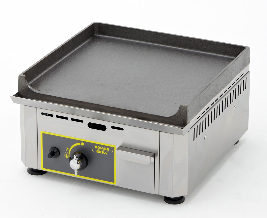 Roller Grill PSF400G Gas Griddle 400W x 475D x 230H (mm) 2.6kW,Griddles - Gas,Roller Grill