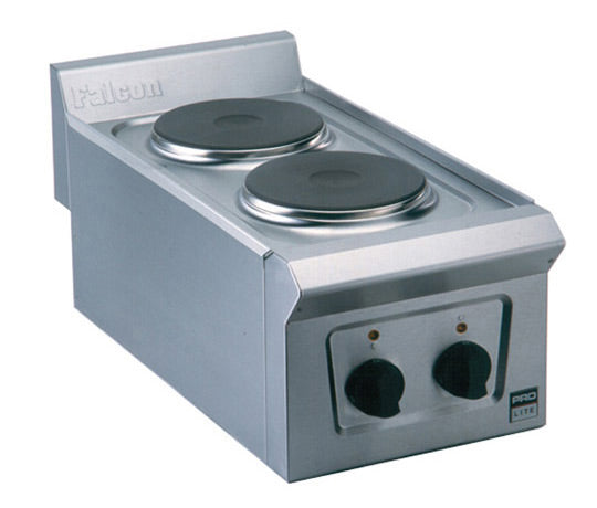 Falcon LD1 Electric Two Hotplate Boiling Top,Boiling Tops & Hobs,Falcon