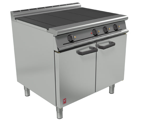 Falcon E3101 3HP Electric Three Hotplate Range,Oven Ranges,Falcon