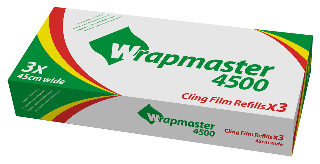 Wrapmaster 4500 Cling Film Refills,Wrapmaster Refill,Wrapmaster