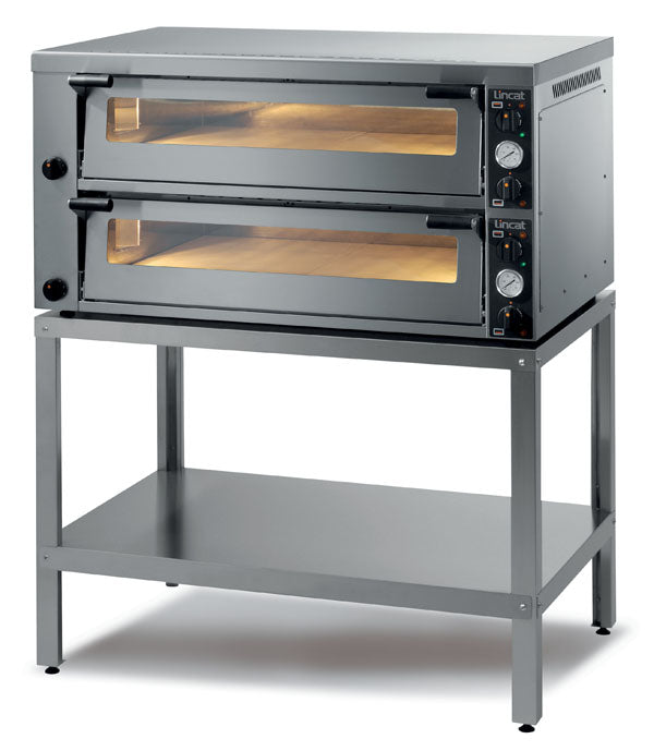 Lincat PO630-2 Electric Pizza Oven Twin deck,Pizza Ovens,Lincat