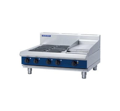 Blue Seal Evolution Series E516C-B - 900mm Electric Cooktop/Griddle,Griddles - Electric,Blue Seal