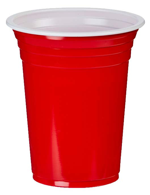American Party Cups Red,Disposable Cup,BusyCHEF