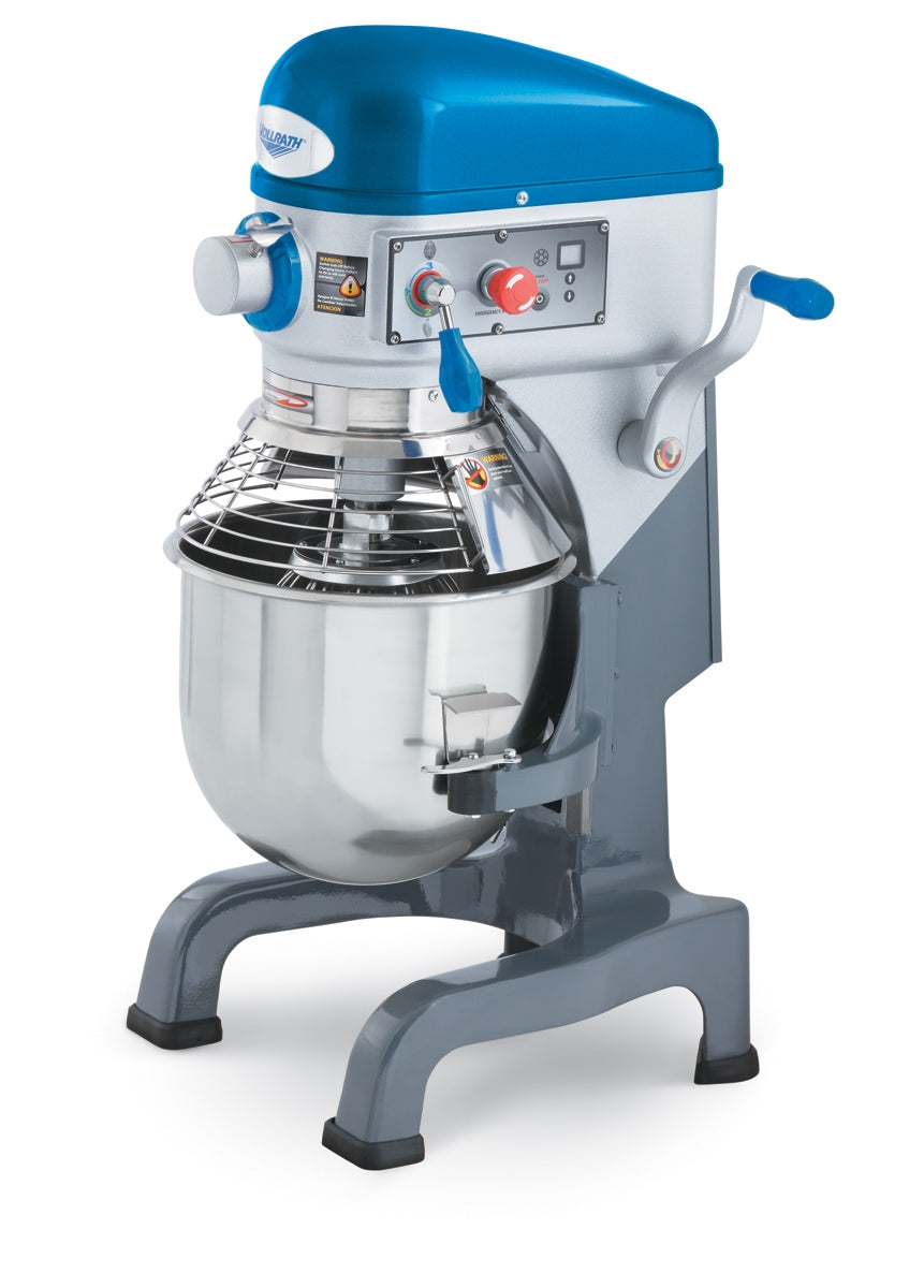 Vollrath Heavy Duty Planetary Mixer - 20 Litre,Planetary Mixer,Vollrath