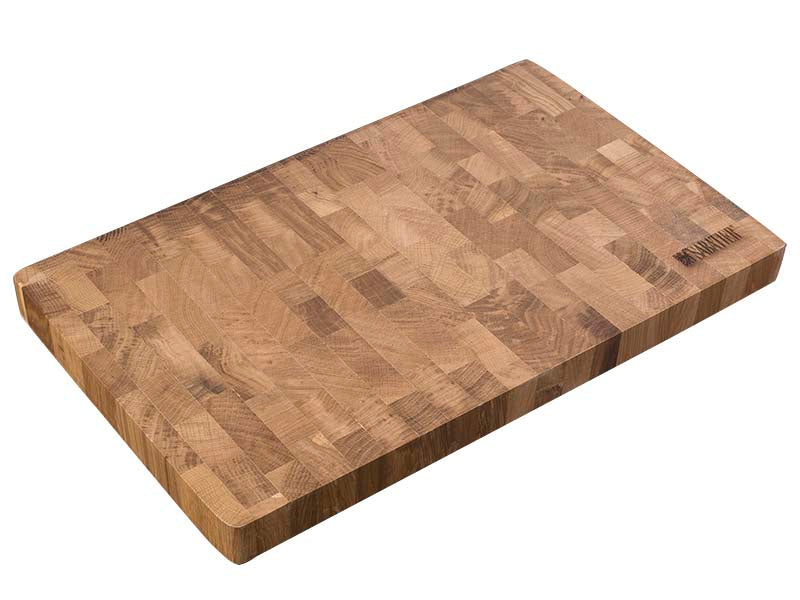 KitchenCraft  Oak Butchers Block,0,KitchenCraft
