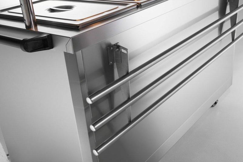 Lincat PTS4 Tray Slide for 4GN Model Hot Cupboards,Hot Cupboards,Lincat