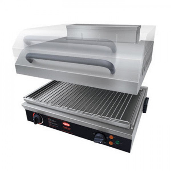 Hatco TMS-1 Rise and Fall Salamander Grill 600W x 503D x 515H (mm) 4.5kW 3Phase,Grills,Hatco