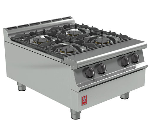 Falcon G3124 Gas Four Burner Boiling Top,Boiling Tops & Hobs,Falcon