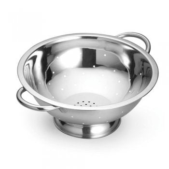 Tablecraft Stainless Steel Footed Colanders Tubular,Colander,Tablecraft