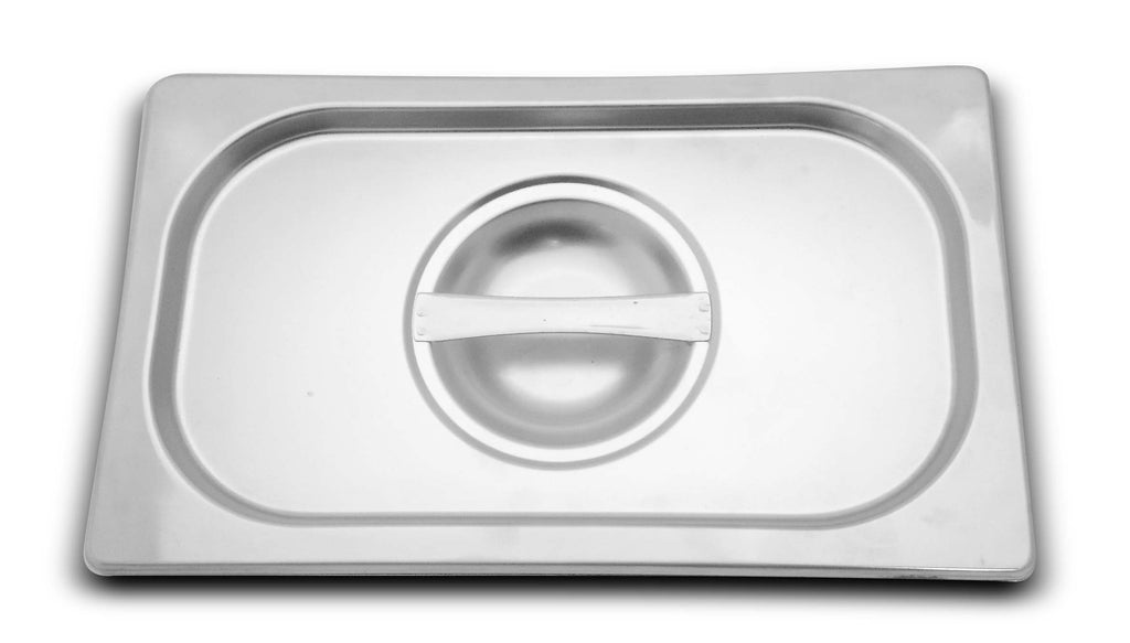 Catering Essentials Stainless Steel  Gastronorm Lid with Handle,Gastronorm,Catering Essentials