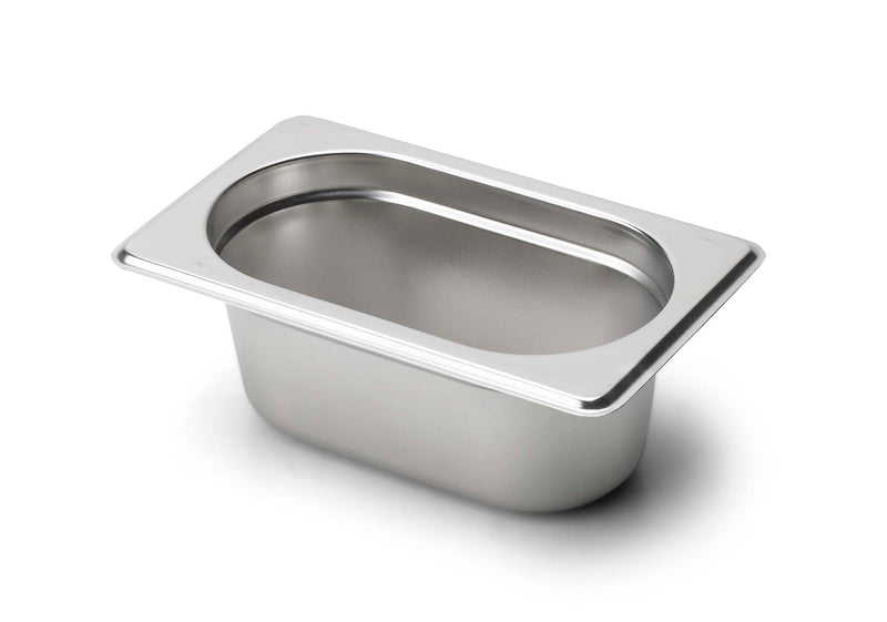 Catering Essentials Stainless Steel 1/9 Gastronorm,Gastronorm,Catering Essentials