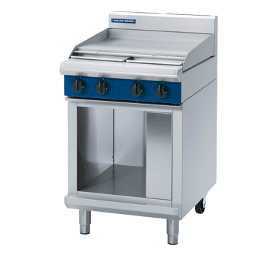 Blue Seal Evolution Series G514B-CB - 600mm Gas Griddle,Cooktops - Gas,Blue Seal