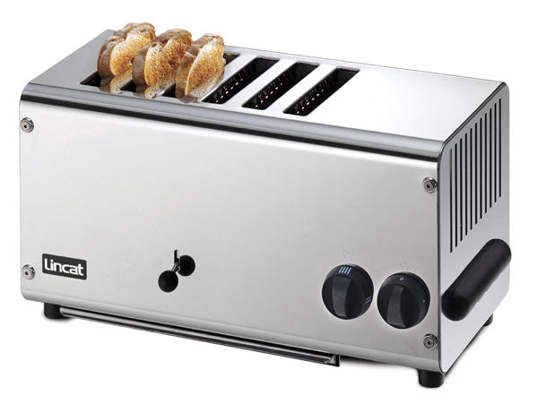 Lincat LT6X Electric Slot toaster six slot,Toasters,Lincat