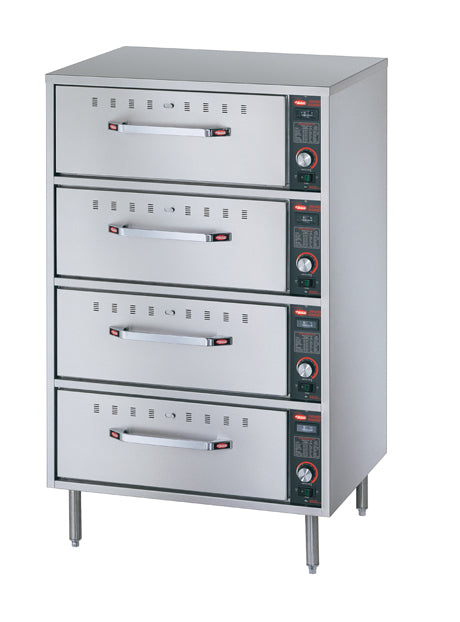 Hatco HDW-4 Freestanding Four Drawer Warmer 749W x 575D x 1051H (mm) 3kW,Drawer Warmers,Hatco