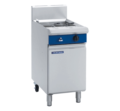 Blue Seal Evolution Series G47 - 450mm Gas Pasta Cooker,Pasta Boilers,Blue Seal