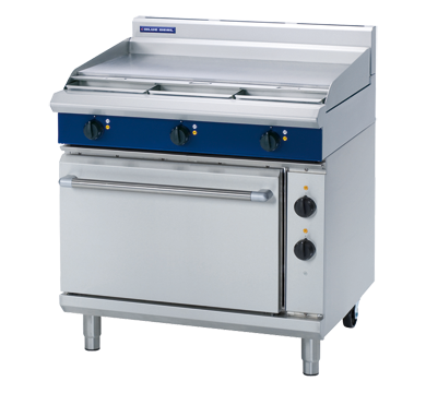 Blue Seal Evolution Series E506A - 900mm Electric Range Static Oven,Oven Ranges,Blue Seal