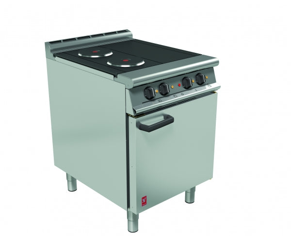 Falcon E3161 HP Electric Three Hotplate Range,Oven Ranges,Falcon