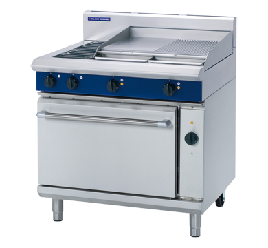 Blue Seal Evolution Series E56B - 900mm Electric Range Convection Oven,Oven Ranges,Blue Seal