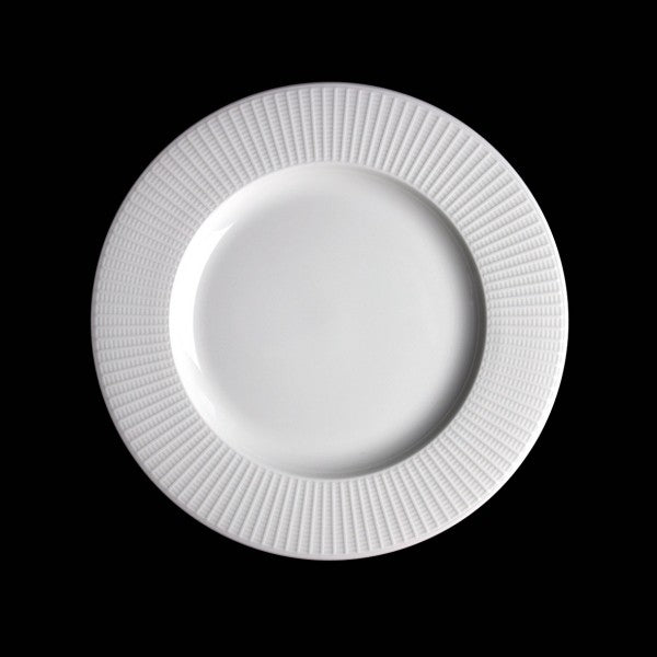 Steelite International Willow Rimmed Dinner Plate,Tableware,Steelite International