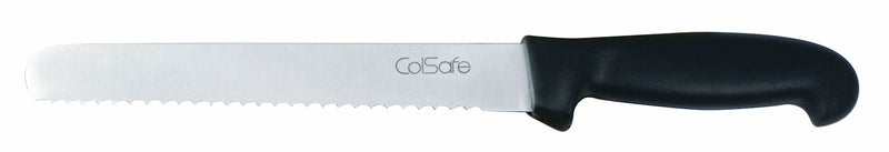 Colsafe Bread Knife Black,Knife,Zodiac