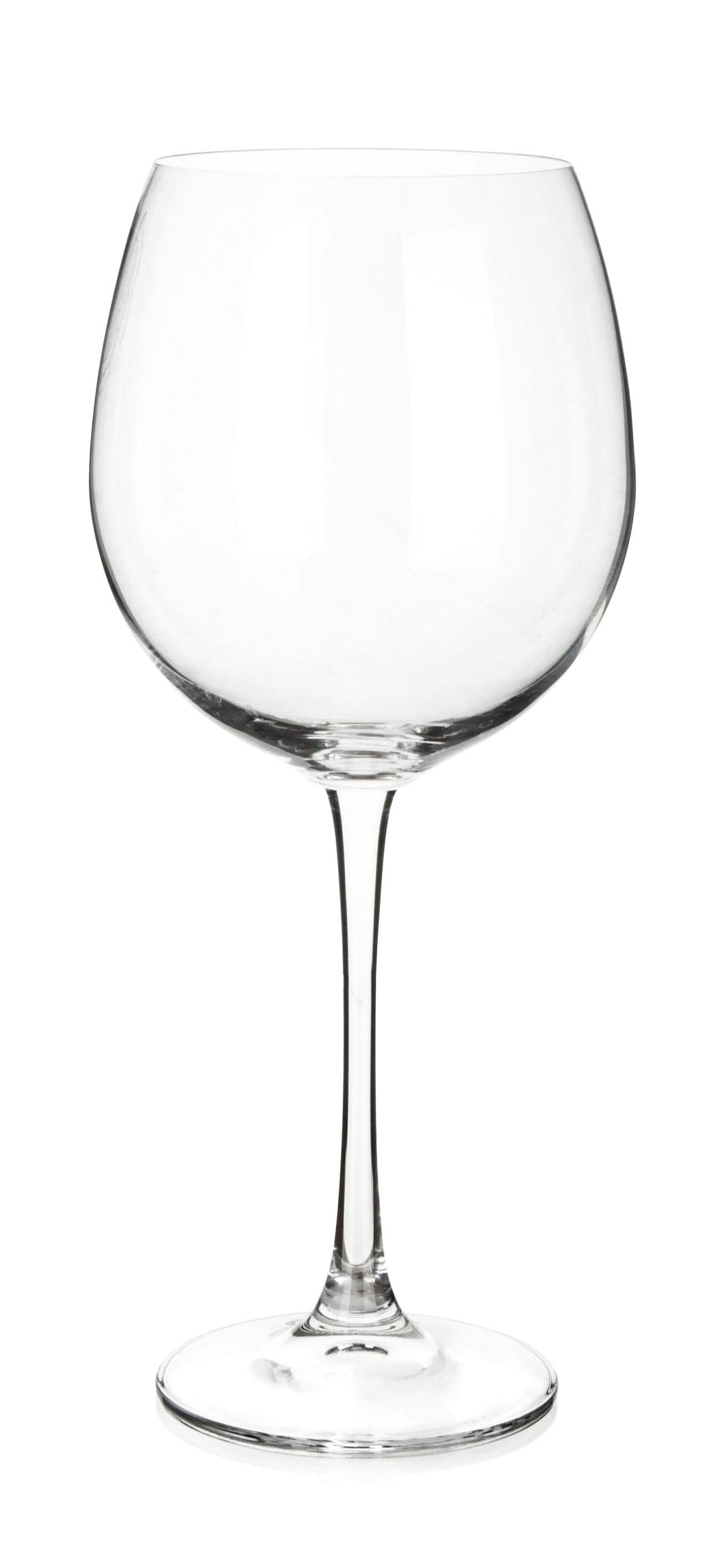 Maison Forine - Veronica Burgundy,Wine Glass,Maison Forine Crystal By Bohemia