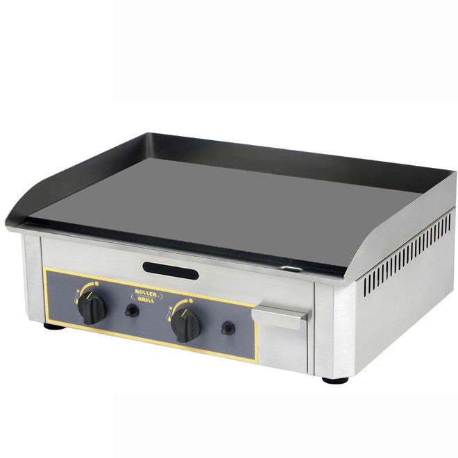 Roller Grill PSR600G Gas Griddle 600W x 475D x 230H (mm) 6.4kW,Griddles - Gas,Roller Grill