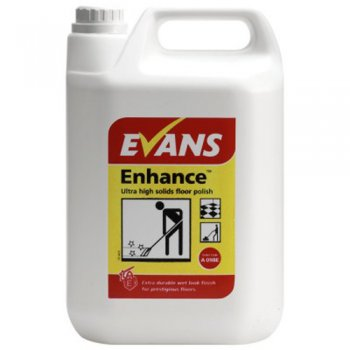 Evans - Enhance Floor Polish 5L,Floor Cleaner,Evans