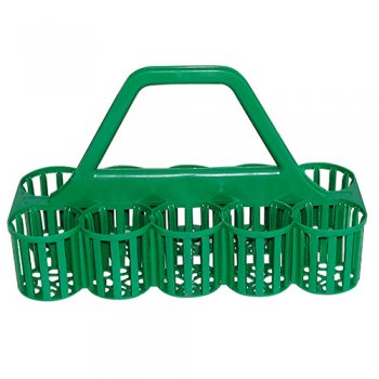 Green Glass Collecting Basket,Glass Collector,busyCHEF