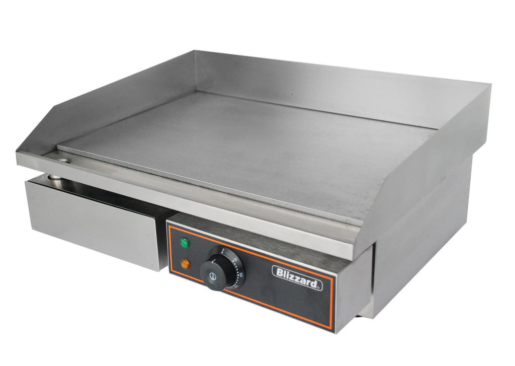 Blizzard - Single Flat Top Griddle,Griddle,Blizzard