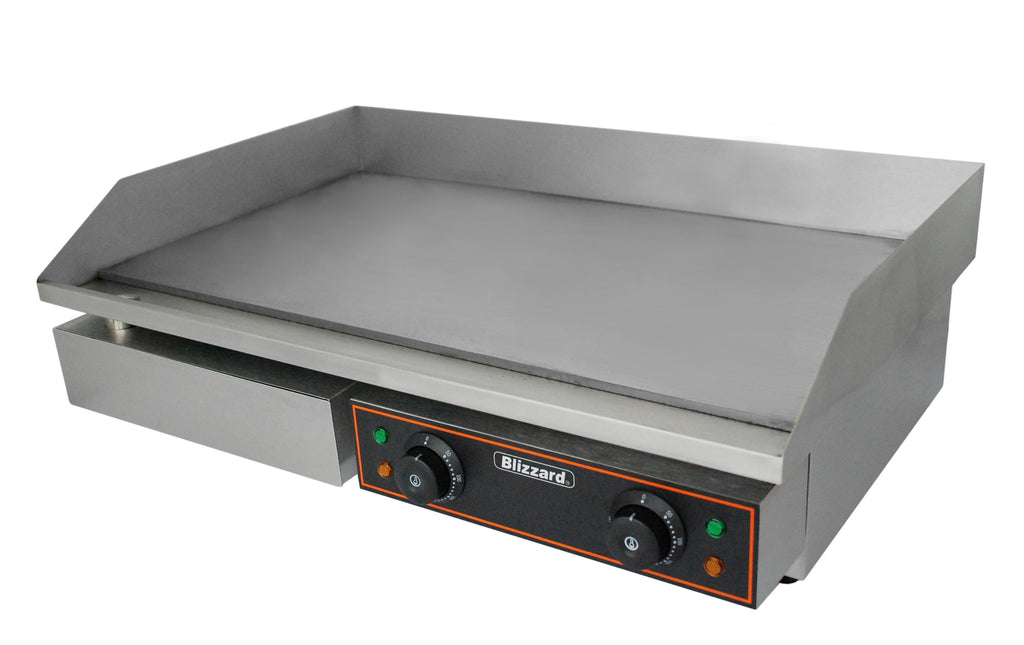 Blizzard  - Double Flat Top Griddle,Griddle,Blizzard