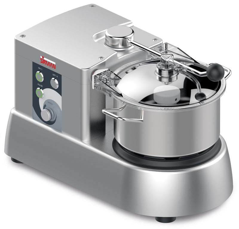 Sirman C-Tronic Food Processor - 3.3 Litre,Food Processor,Sirman