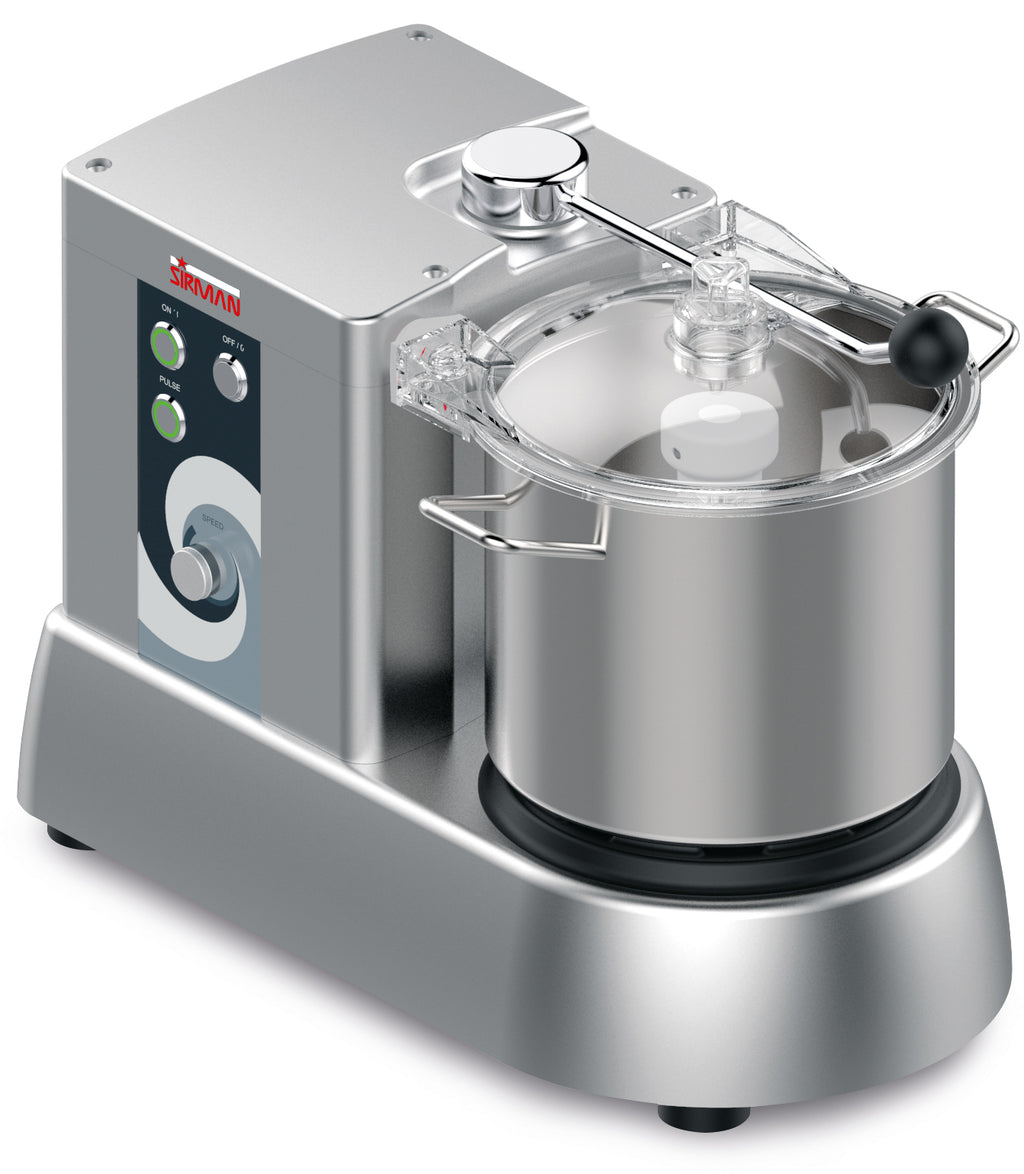 Sirman C-Tronic Food Processor - 5.3 Litre,Food Processor,Sirman