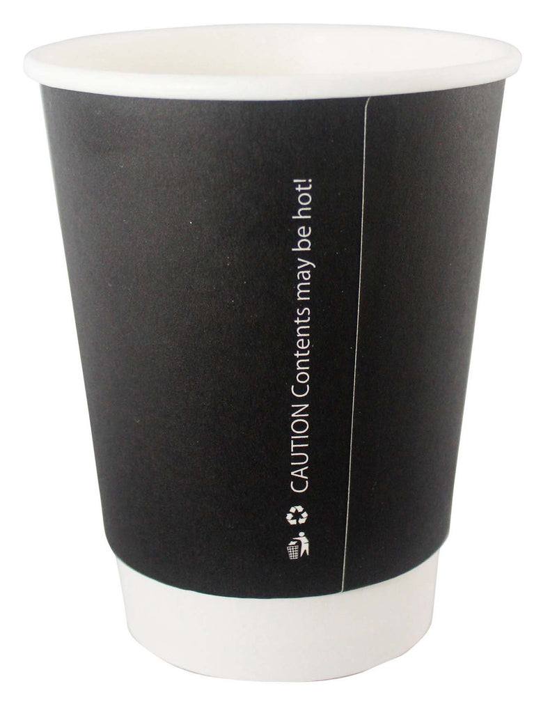 Double Wall Black Matt Cups,Disposable Cup,BusyCHEF