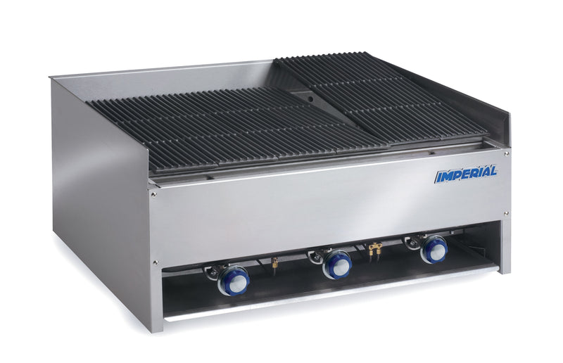Imperial Lava-Rock Chargrill 3 Burner - EBA-3223