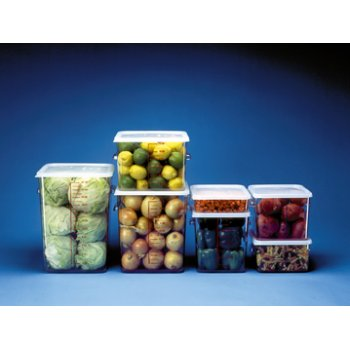 Rubbermaid Space Saving Container,Food Storage,Rubbermaid