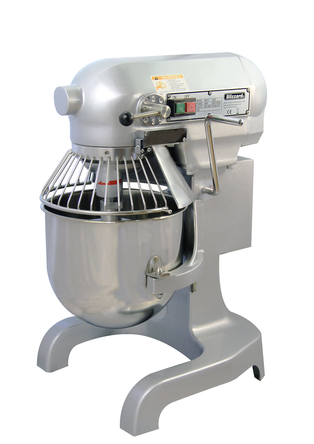 Blizzard - Planetary Mixer - 10 Litre,Planetary Mixer,Busy Chef