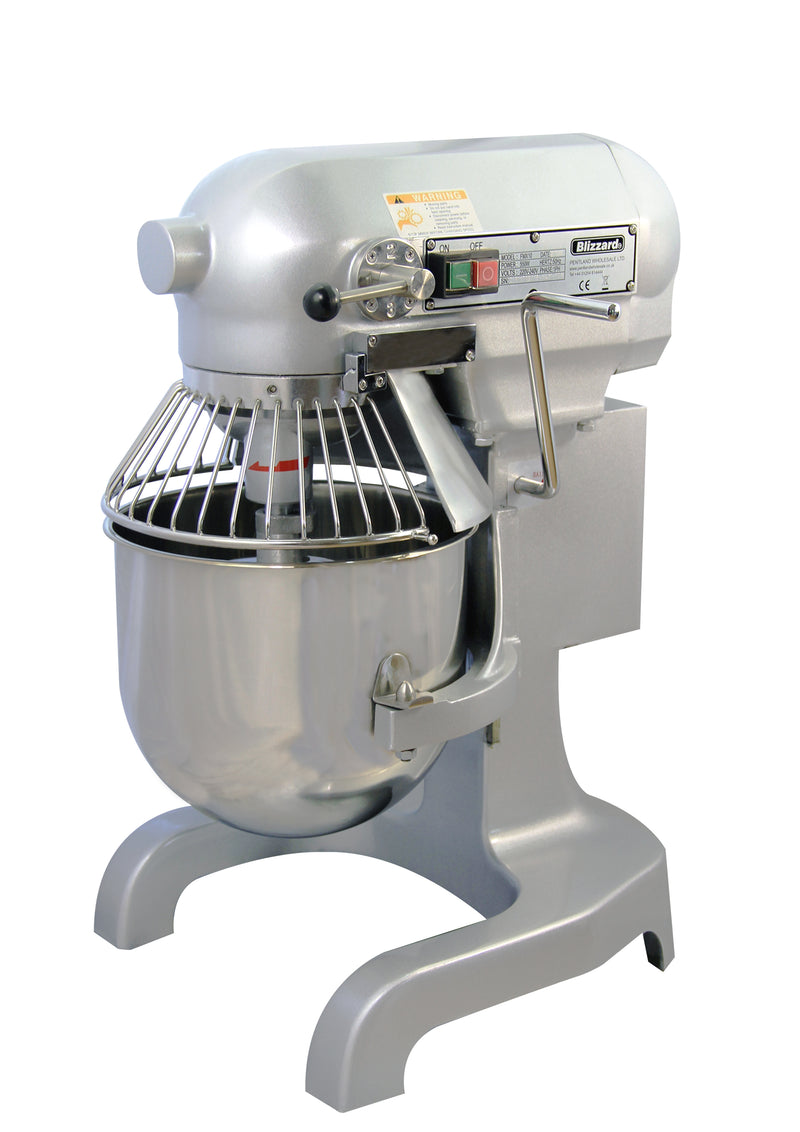 Blizzard - Planetary Mixer - 20 Litre,Planetary Mixer,Busy Chef