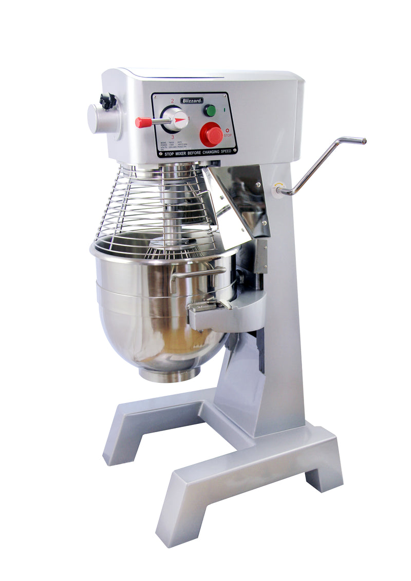 Blizzard - Planetary Mixer - 30 Litre,Planetary Mixer,Busy Chef
