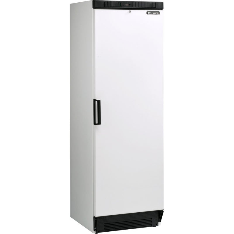 Blizzard Economy Upright Freezer -  300 Litre White,Solid Door Freezer,Blizzard