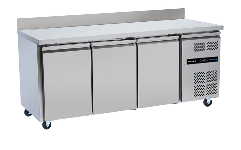 Blizzard Freezer Gastronorm Counter - 465 Litre,Counter Freezer,Blizzard