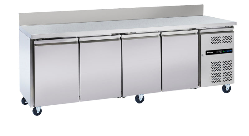 Blizzard Freezer Gastronorm Counter - 616 Litre,Counter Freezer,Blizzard