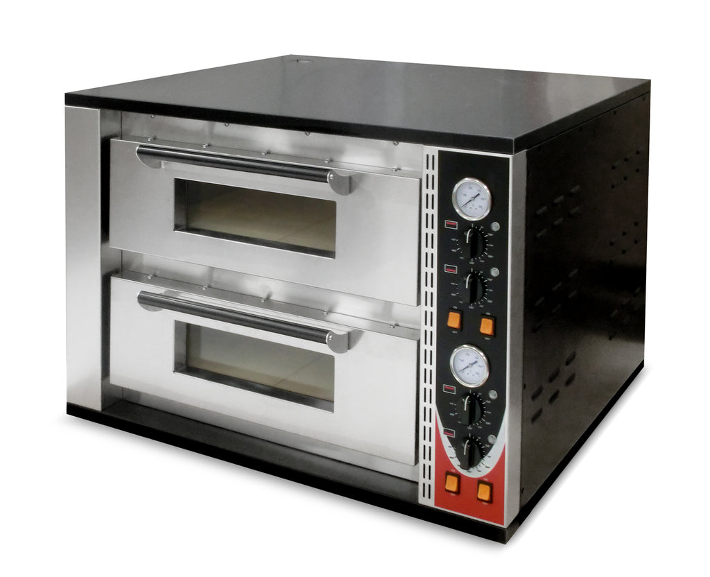 Sirman Lipari Double Pizza Oven - 6KW,Pizza Oven,Sirman