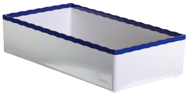 Tablecraft Gastronorm Straight Sided Tray 1/3,0,Tablecraft